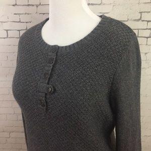 Royal Robbins Gray Sweater Sz XL